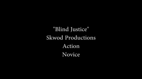 Thumbnail for entry Blind Justice