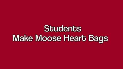 Thumbnail for entry Moose Heart Bags
