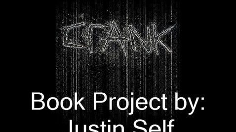 Thumbnail for entry Crank by Ellen Hopkins