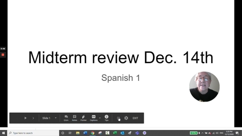 Thumbnail for entry MIDTERM REVIEW DEC 14TH