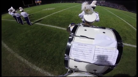 Thumbnail for entry WCHS Marching Band 2014 Homecoming Show