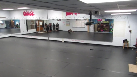 Thumbnail for entry 5th period 7th grade rehearsal of iPhone dance 11-20-15