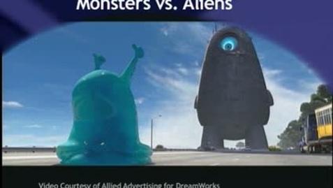 Thumbnail for entry Monsters vs. Aliens