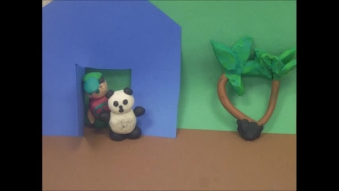 Thumbnail for entry 2016 JMS Claymation Jimmy Meets George Panda