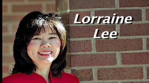 Thumbnail for entry Lorraine Lee Service Award