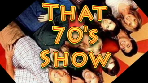 Thumbnail for entry TV intro: That 70's show