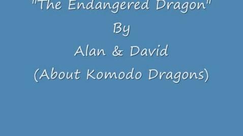 Thumbnail for entry Alan and David - Komodo