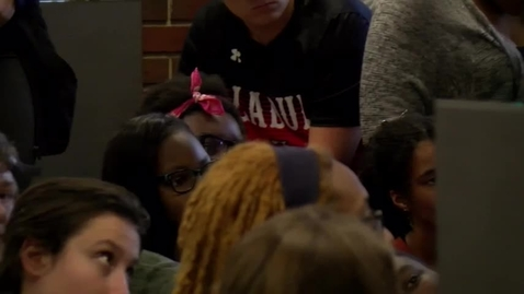 Thumbnail for entry Ladue High School Sit-in