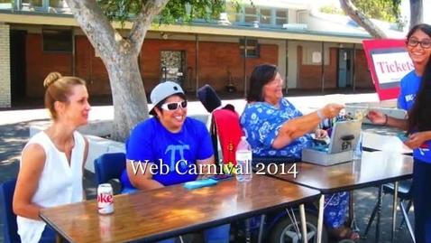 Thumbnail for entry WEB Carnival 2014