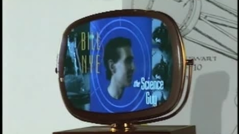 Thumbnail for entry Bill Nye The Science Guy on Light Bending & Bouncing (Full Clip)