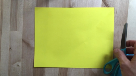 Thumbnail for entry Fold a Box 5-8-20