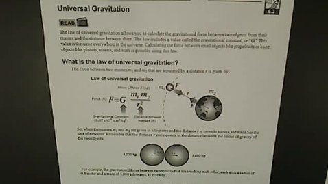 Thumbnail for entry F-Grav on Satellite in Orbit