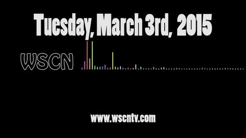 Thumbnail for entry WSCN 03.03.15 (w/ Music Video Teasers)