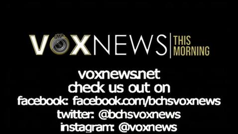 Thumbnail for entry VOX News this Morning for Thursday, February 4, 2016