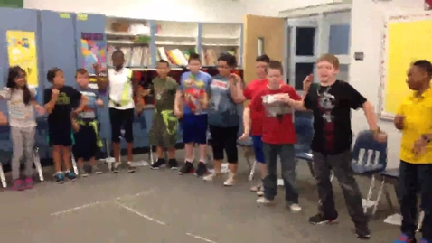 """Thumbnail for entry 14-15 Ms. Bartczak's 5th grade class """"Italian Concerto"""" by J.S. Bach"""
