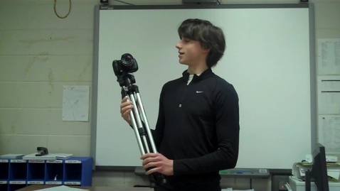 Thumbnail for entry Spring 2012 -- Using a Prop to Teach a Lesson -- Adrian Kohann -- Mr. Gilbert's class
