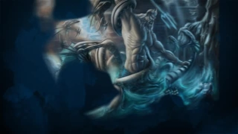 Thumbnail for entry The Lightning Thief Book Trailer - Cassandra Bautista, Dodson Middle