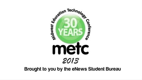Thumbnail for entry Hilary Goldmann at METC 2013