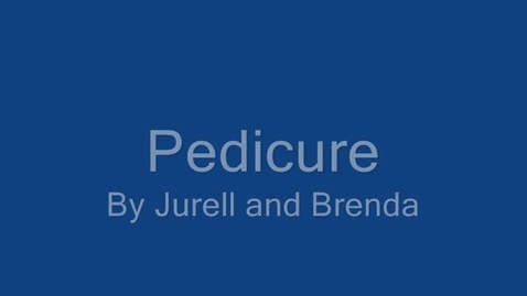 Thumbnail for entry Word Tree Podcast: Pedicure