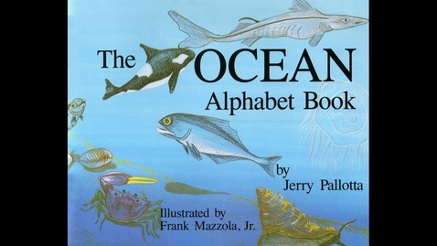 Thumbnail for entry Musical Stories with Miss Aviva: The Ocean Alphabet Book