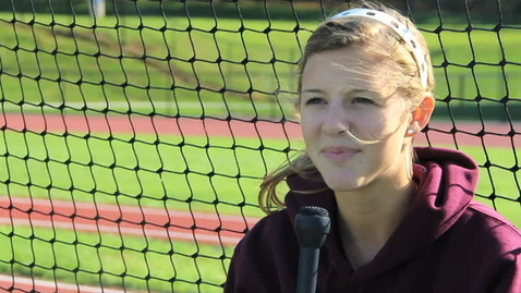 Thumbnail for entry Abbey Stefanides Homecoming Court