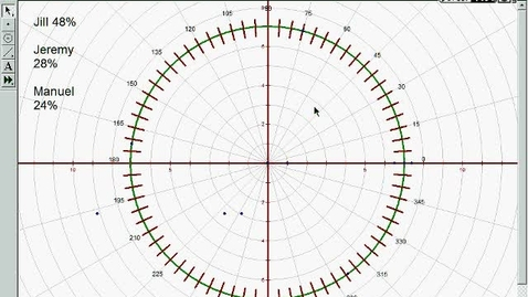 Thumbnail for entry Circle Graph with Protractor