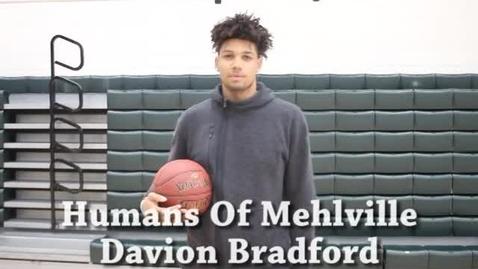 Thumbnail for entry Humans of Mehlville - Davion Bradford