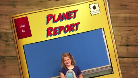 Thumbnail for entry Jillian's Planet Report