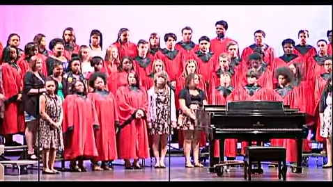 Thumbnail for entry 2015 Choir Concert Spring
