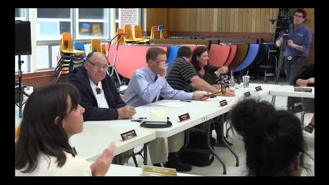 Thumbnail for entry MCPS Special Mtg Interim Superintendent  Apr 29 2015