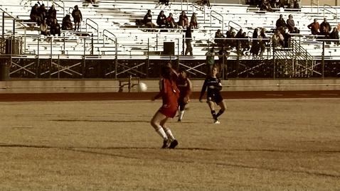 Thumbnail for entry Kellis Girls' Varsity Soccer Highlight