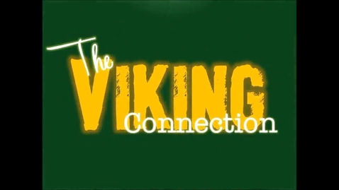 Thumbnail for entry LHS Viking Connection Volume 1, Episode 2 [2.5.2016]