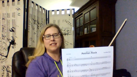 Thumbnail for entry Aeolian Rock VIOLIN Gr6