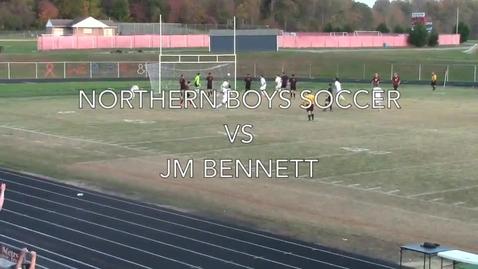 Thumbnail for entry Boys Varsity Soccer