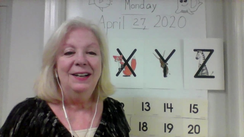 Thumbnail for entry Monday - April 27th 2020, 8:42:47 pm