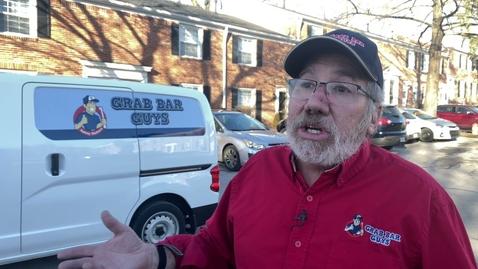 Thumbnail for entry Grab Bar Guys owner Joel Manesberg Interview