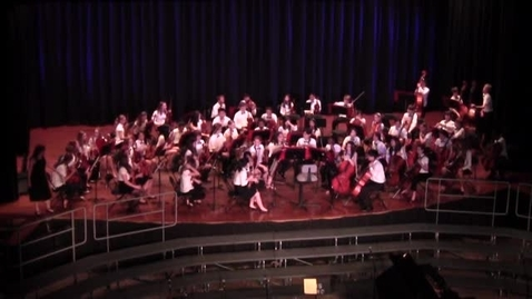 Thumbnail for entry CMS Orchestra 6-4-12