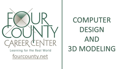 Thumbnail for entry 2021 FCCC - Computer Design and 3D Modeling