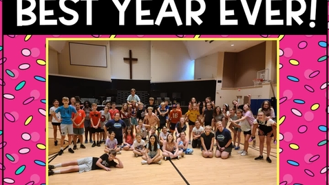 Thumbnail for entry Fifth Grade End Of the Year Slideshow 2021
