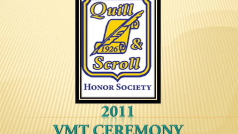 Thumbnail for entry quilt & scroll