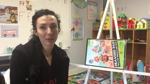 Thumbnail for entry Elementary art (color wheel)