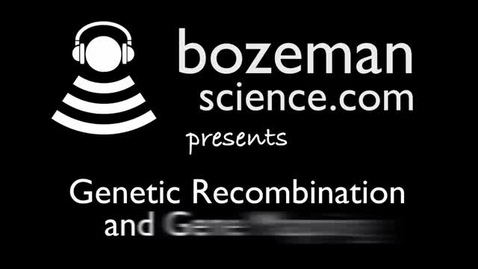 Thumbnail for entry Genetic Recombination and Gene Mapping