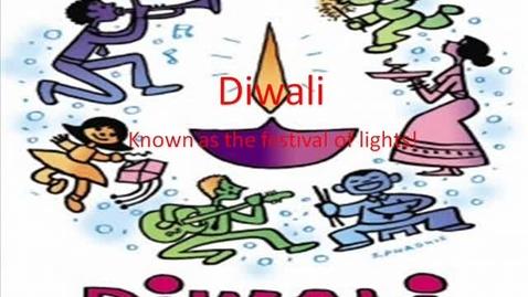 Thumbnail for entry Liliana: Diwali