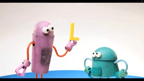 Thumbnail for entry Storybots Letter L