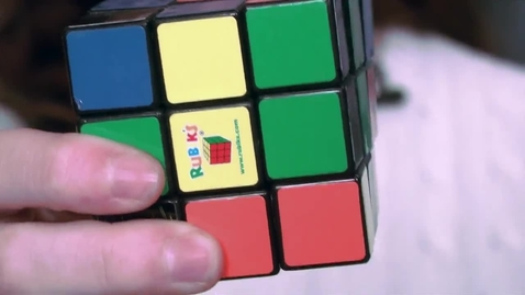 Thumbnail for entry Rubiks Cube World Record