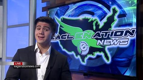 Thumbnail for entry Season 2, Episode 28 - Eagle Nation News