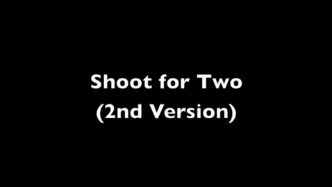 Thumbnail for entry Basketball Cheer - Shoot for Two - 2nd