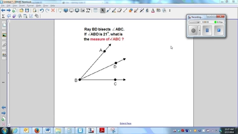 Thumbnail for entry Bisecting an angle-(W5_L1)-Q6