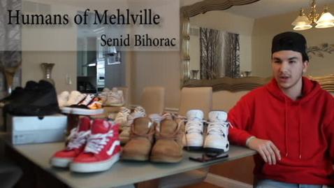 Thumbnail for entry Humans of Mehlville - Senid Bihorac