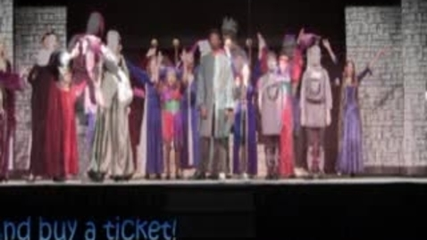 Thumbnail for entry Once Upon a Mattress Commercial